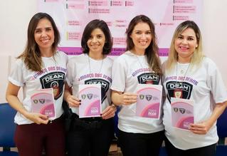 Polícia Civil do RN promove ações em alusão ao Dia Internacional da Mulher