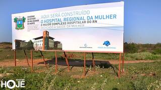 Ordem de serviço do Hospital Regional da Mulher é assinada
