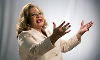 Morre, aos 89 anos, a cantora Angela Maria
