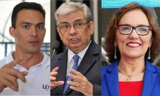 CONSULT: Styvenson tem 27,29%, Garibaldi 20,94% e Zenaide 17,29% para o Senado