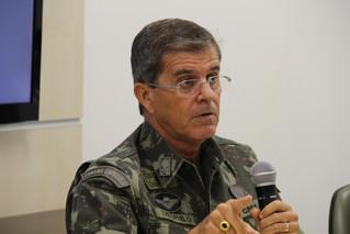 Secretário nacional de Segurança Pública realiza visita técnica ao RN