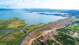 Após chuvas de fevereiro e março, nível de água da maior barragem do RN sobe 9%