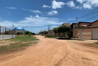 Prefeitura promete iniciar nos próximos dias a pavimentação de todo o bairro Ilha de Bom Jesus