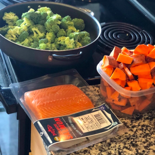 First Meal Prep