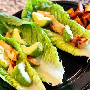 Lettuce Wrap Meal Prep