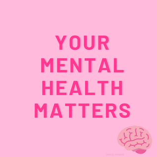 Your Mental Health Matters