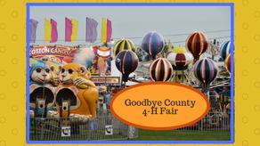 Goodbye County 4-H Fair