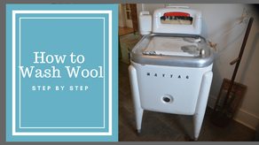 How to Wash Wool: Step by Step