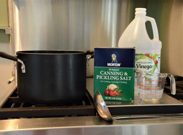 canning brine