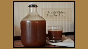 Vegan Cider–Hold the Worms