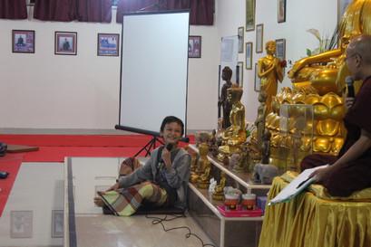 Retret Meditasi Juni 2017 di Bakom, Cianjur