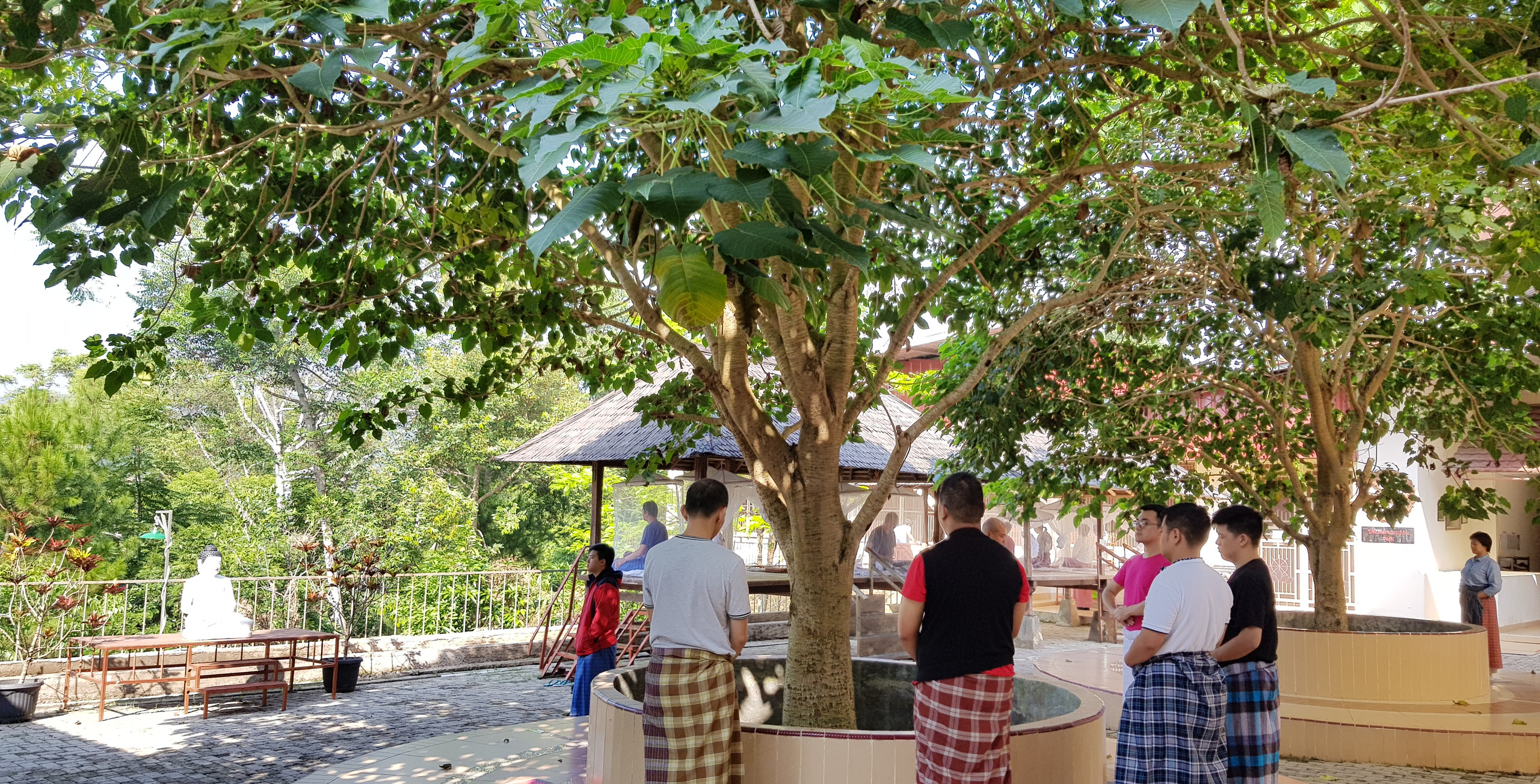 Retret Meditasi Juni 2018 di Bakom, Cianjur