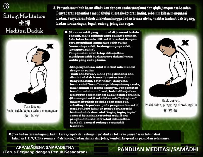 Panduan Meditasi Vipassana 06