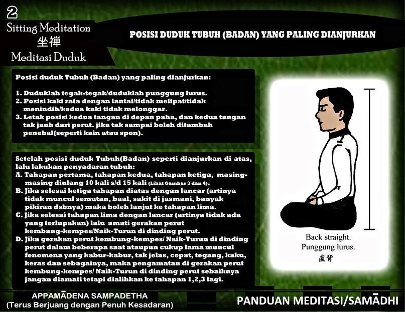 Panduan Meditasi Vipassana 02