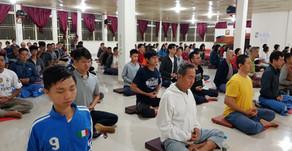 Retret Meditasi Desember 2018 di Bakom, Cianjur