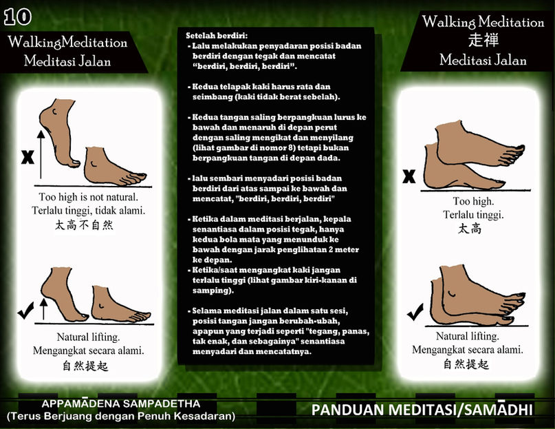 Panduan Meditasi Vipassana 10
