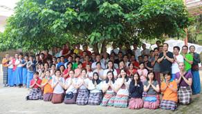 Retret Meditasi Desember 2016 di Bakom, Cianjur