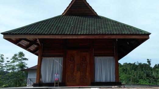 Retret Meditasi Desember 2016 di Medan, Sumatra Utara