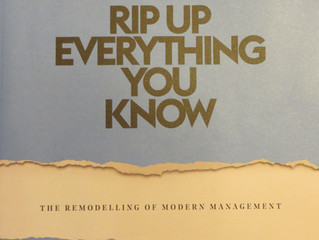 Rip up everything you know!!