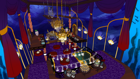 Seal the Deal DLC - Dining Room