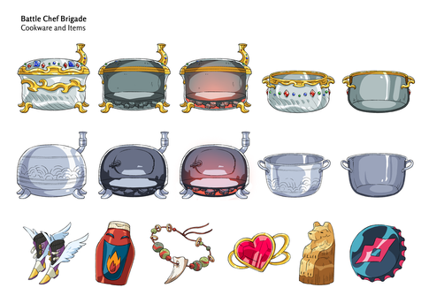 Cookware and Items
