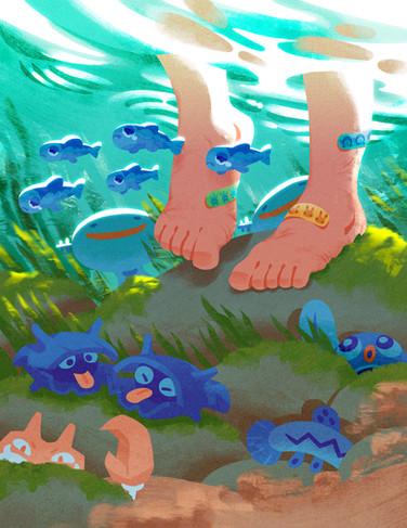 River Pokemon