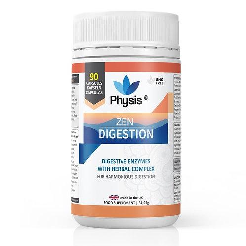 Physis Zen Digestive Enzymes