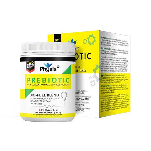 Physis Bio-Fuel Blend Prebiotic - with Concentrated Lactobacillus Acidophilus