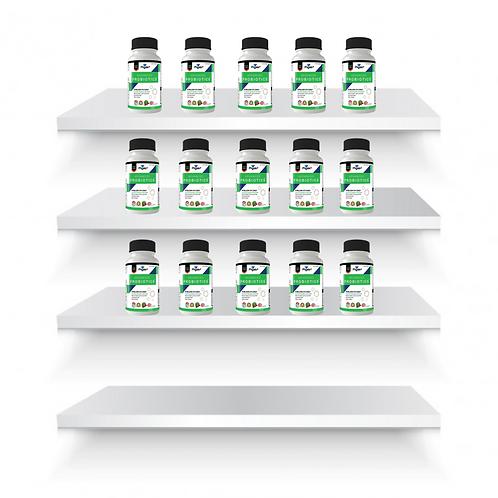 15 x Physis Advanced Probiotics - 30 Capsules