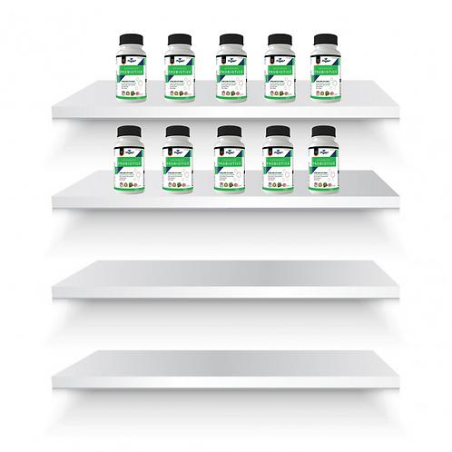 10 x Physis Advanced Probiotics - 30 Capsules