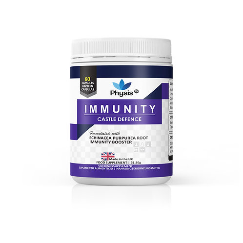 Physis Castle Defence Immune Booster Supplement