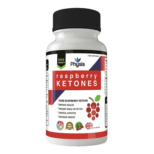 Raspberry Ketones - Weight Loss Supplement - 1000milligram - For Men and Woman -