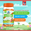 Thumbnail: Physis Kids Multivitamin SUZI SOCKS Gummies - 30 Orange Flavour Softies