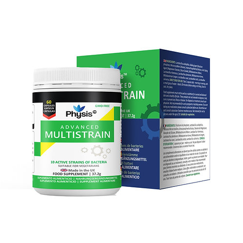 Physis Advanced Multistrains Two Month Supply