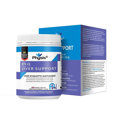 Phyis Eti-Q Liver Support Capsules - 60