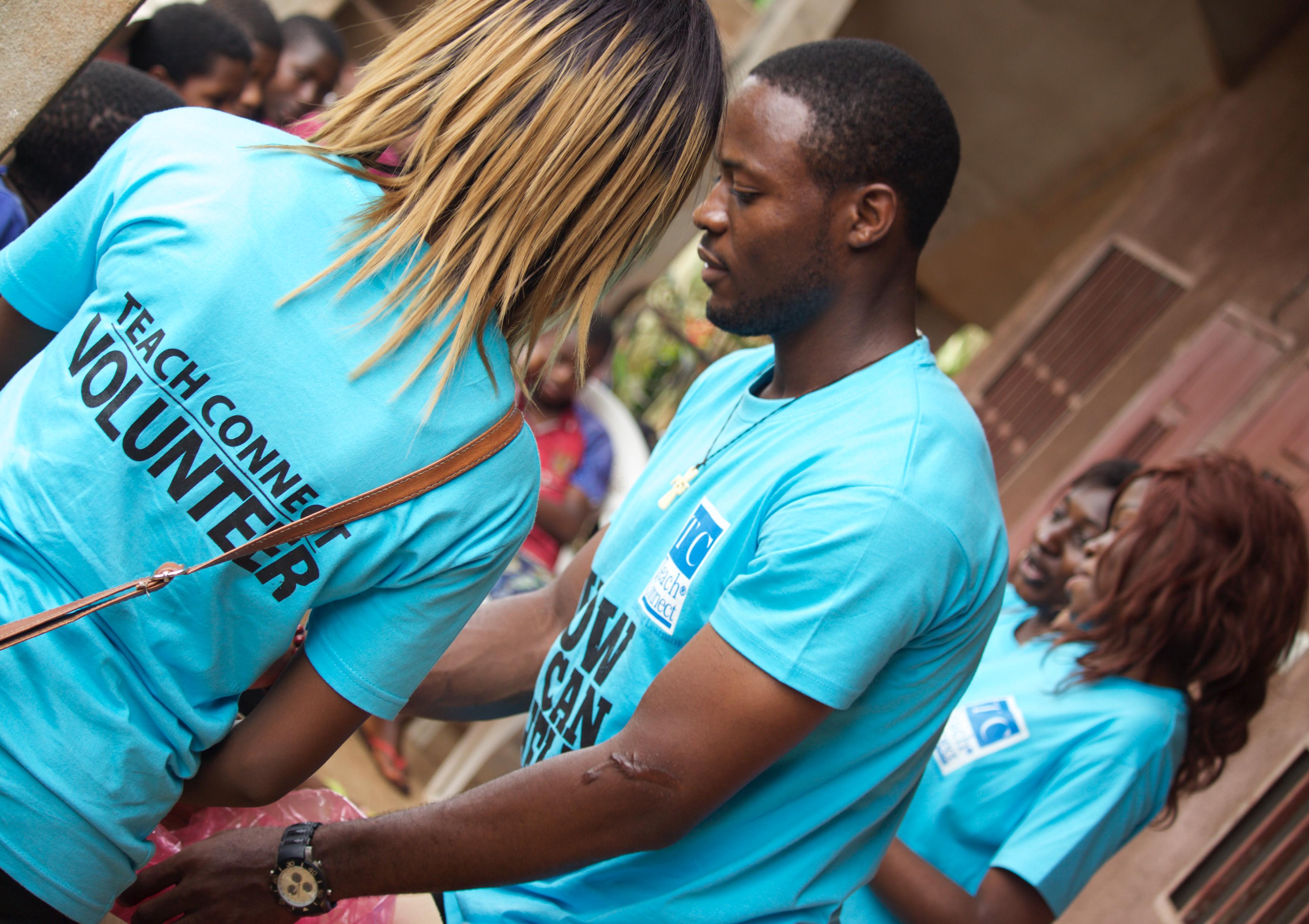 Supportive Volunteers