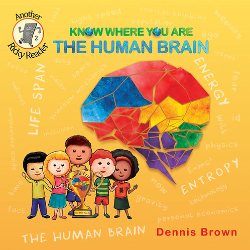Book 2: The Human Brain