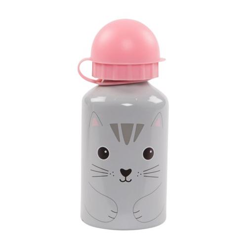 Bouteille d'eau Nory Cat Kawaii Friends pour enfant