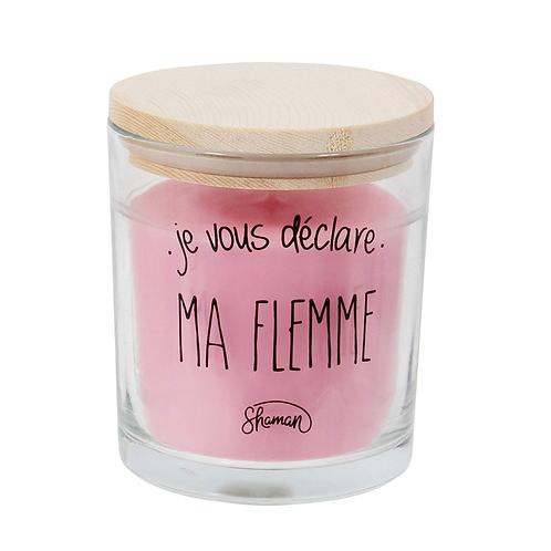 Bougie parfumée