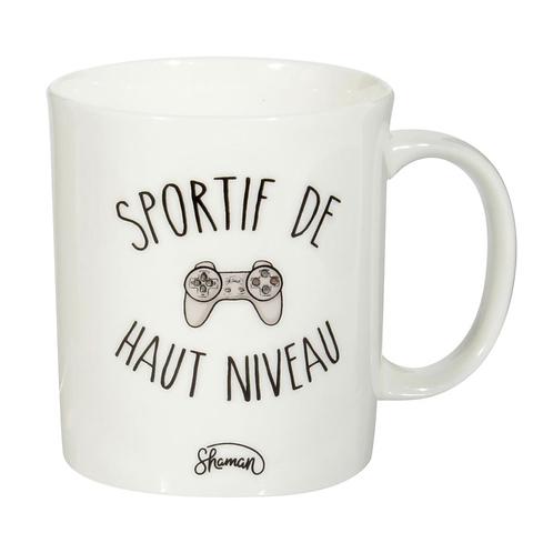 """Mug """"Sportif de haut  niveau"""""""