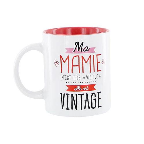 """Mug """"Mamie"""""""