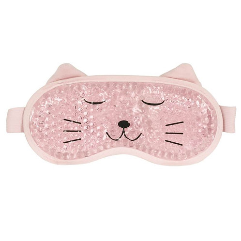"Masque relaxant ""Chat rose"""