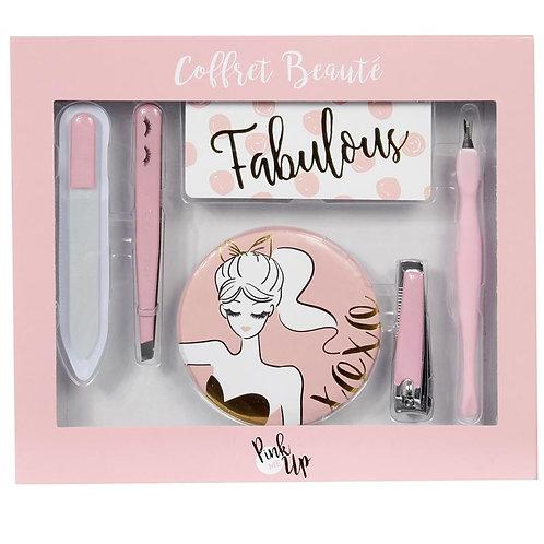 Coffret beauté Pink Me Up