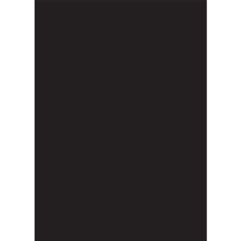 Lot de 5 panneaux noirs effaçables 21x30 cm