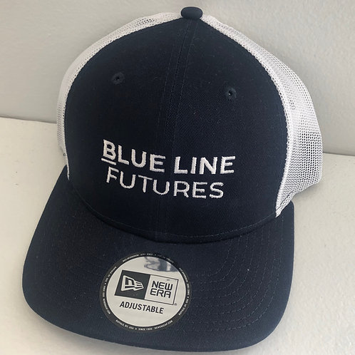 Blue Line Futures Trucker-Style Hat