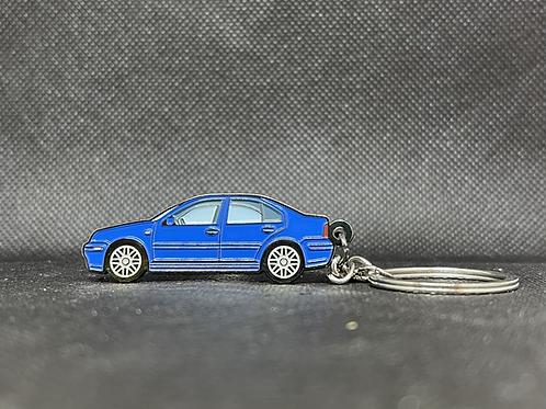 MK4 GLI Keychain - Blue