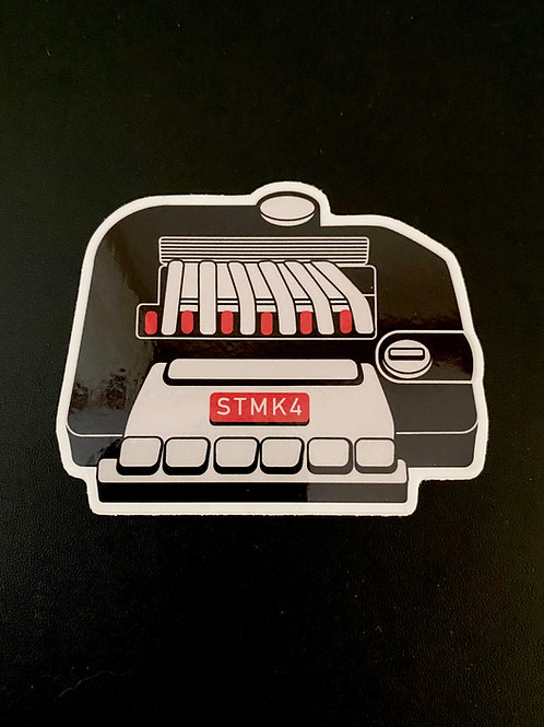 3.2 VR6 Sticker
