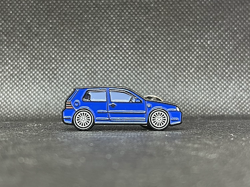 MK4 R32 Pin - BLUE