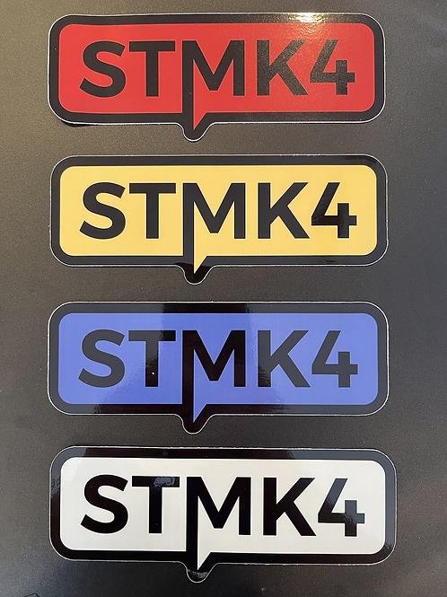 STMK4 Sticker