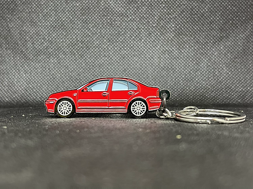 MK4 GLI Keychain - Red